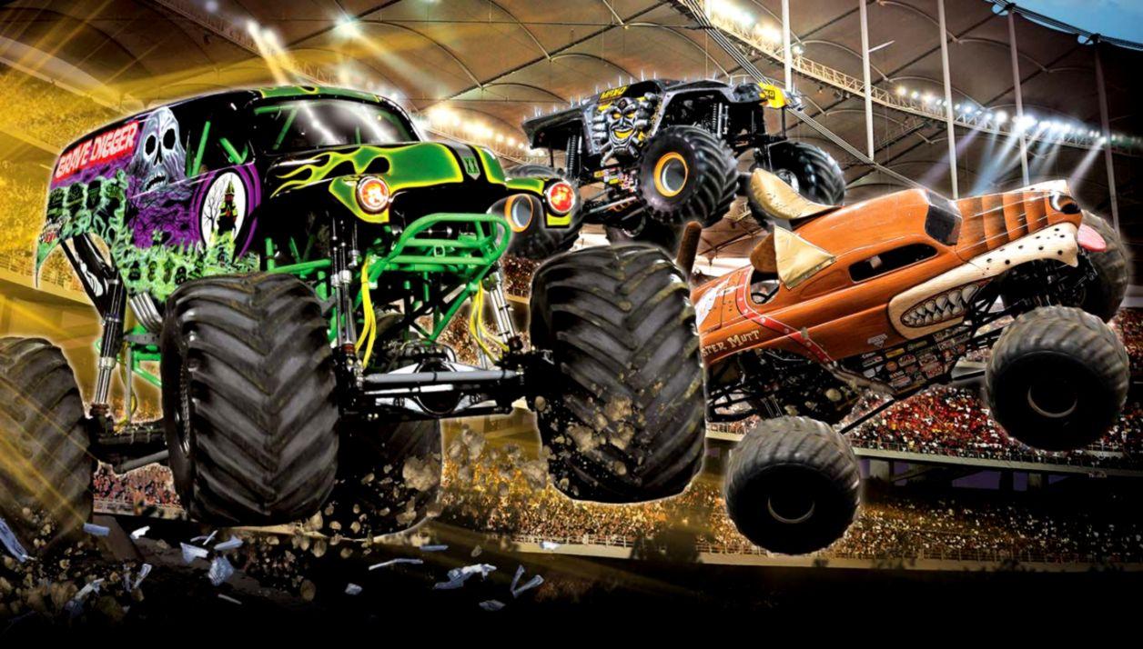 monster mutt monster truck wallpaper wallpaper gallery