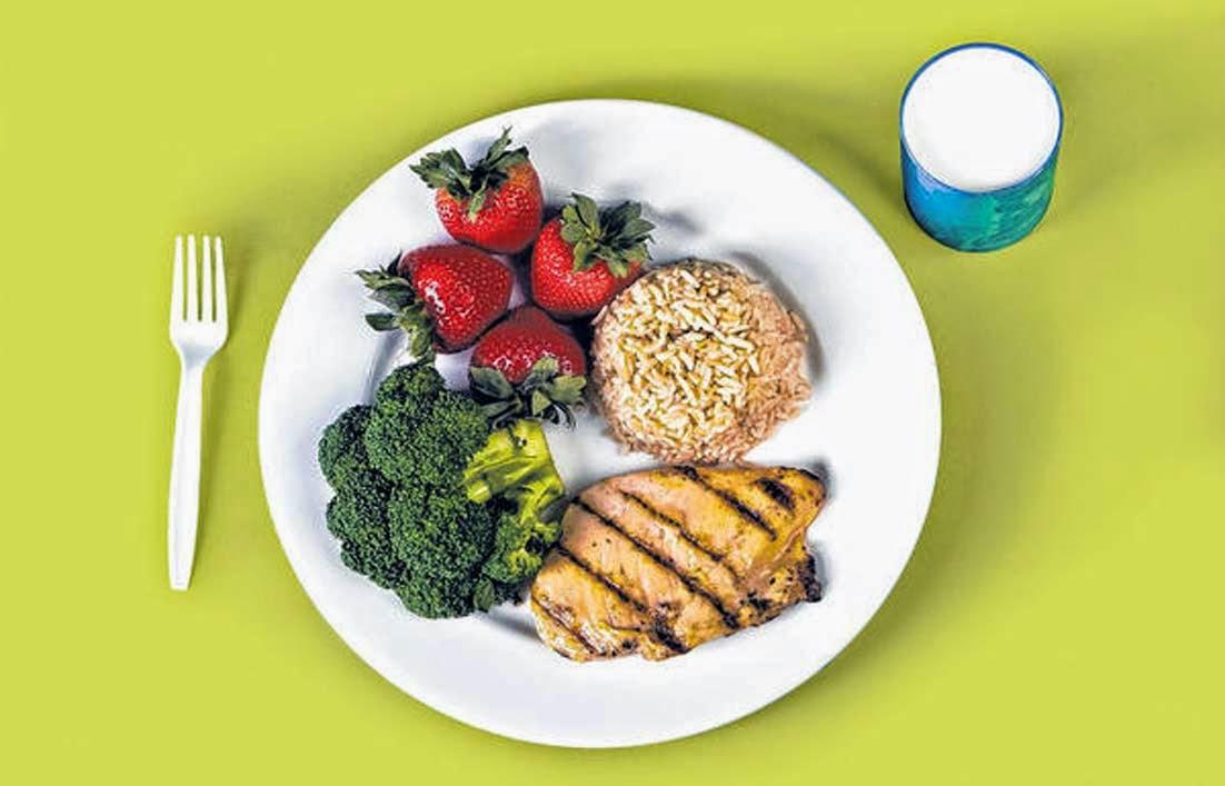 Makanan Yang Baik Untuk Awal Kehamilan