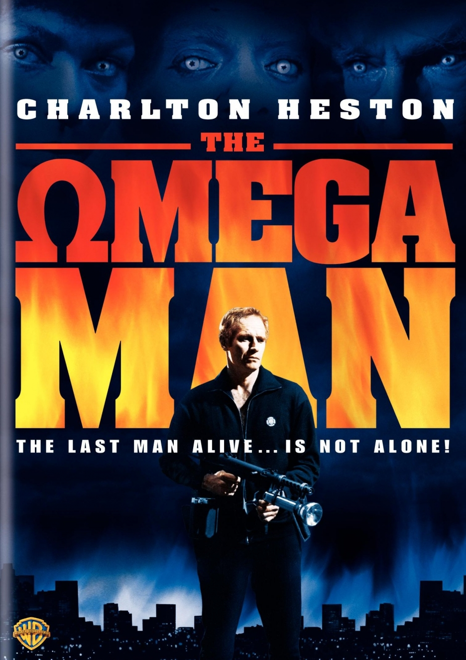 movie review the omega man Full review ian nathan the omega man is a great sci-fi movie it also gives heston a chance to play his quintessential role of a man at the end of civilization.