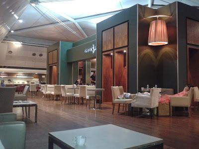 lounge millenium ataturk