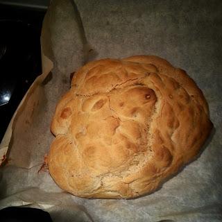 έτοιμο το ψωμάκι