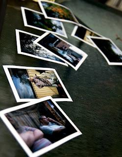 Scattered Photos, Fotos Espalhadas, Recordações
