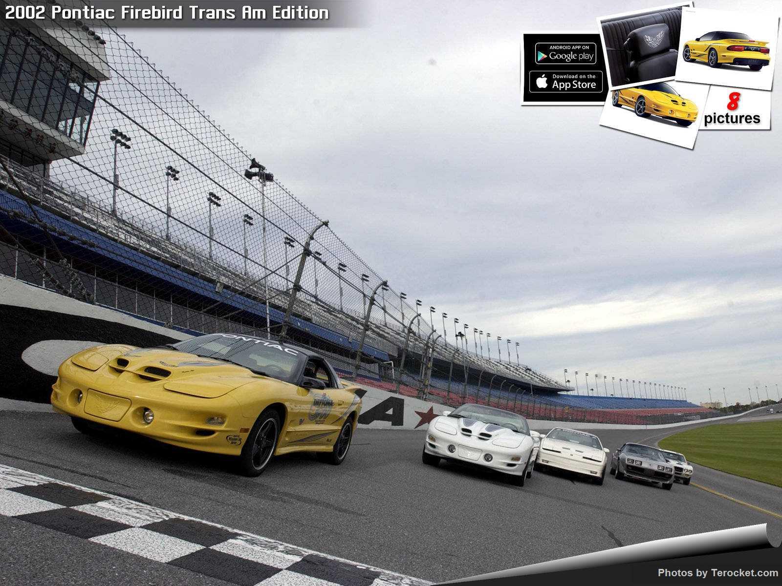 Hình ảnh xe ô tô Pontiac Firebird Trans Am Edition 2002 & nội ngoại thất