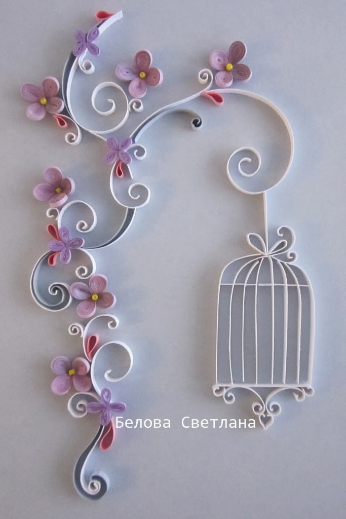 1000 images about quilling inspiration on pinterest for Quilling paper craft