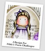 I design for...    Tilda's Town