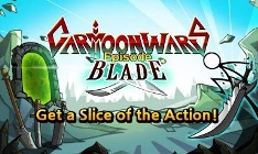 Download Android Game Cartoon Wars: Blade 2013 Full Version