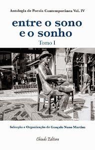 "Poema meu publicado na Colectânea ""Entre o Sono e o Sonho"""