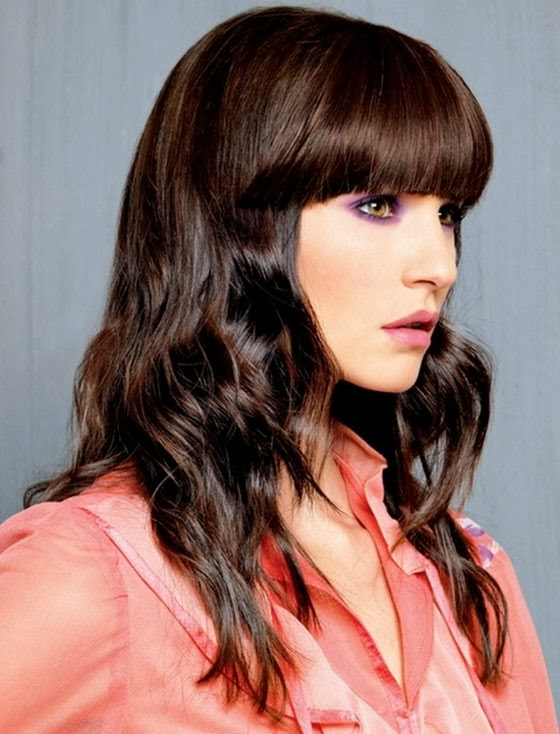 Amazing Haircuts with Bangs and Layers