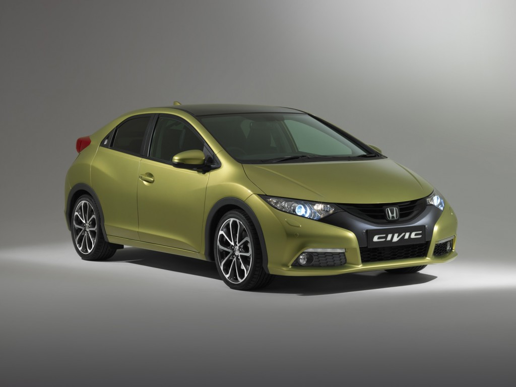 2013 Honda Civic Hatchback