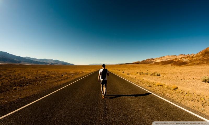 Ο δρόμος του θεού για κείνους που