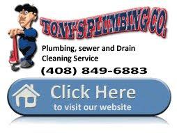 Tonys Plumbing Co a Santa Clara Plumber