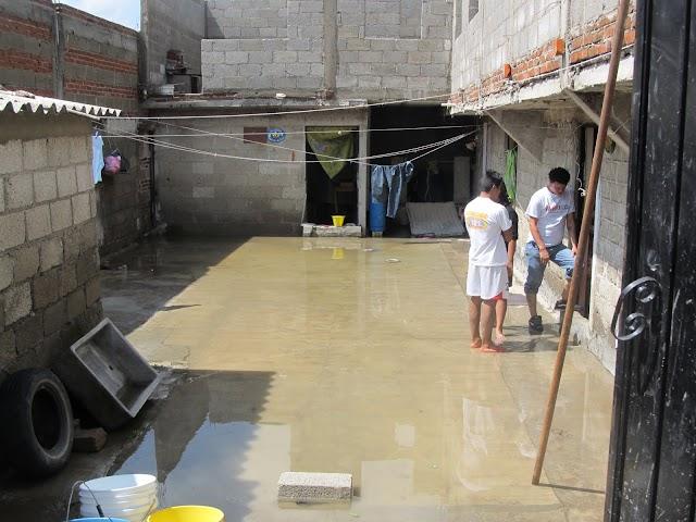 Afectados piden Colector Pluvial