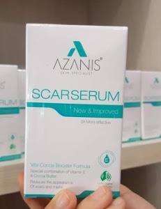 :azanis scar serum: