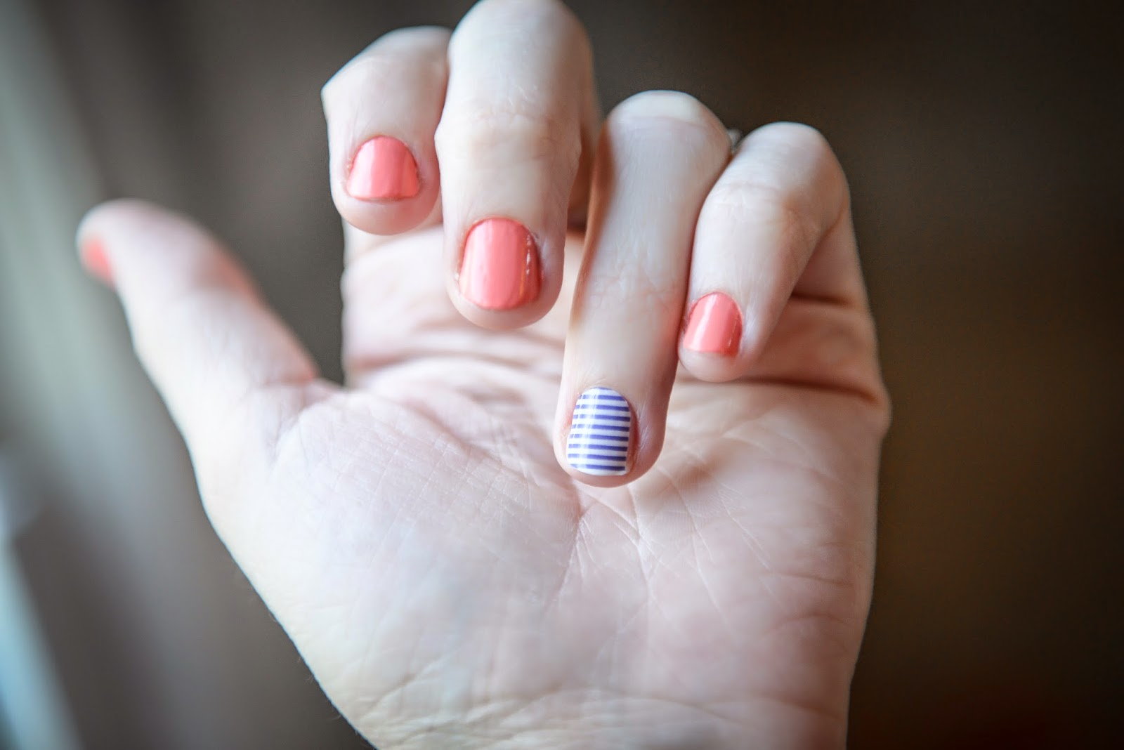 Jamberry Challenge Day #1   A Blessed Life