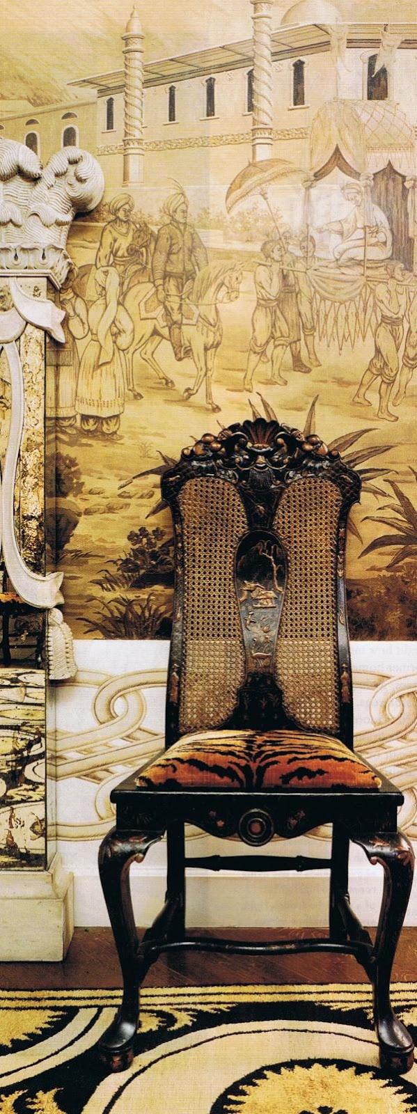 Paris residence by alberto pinto interiors