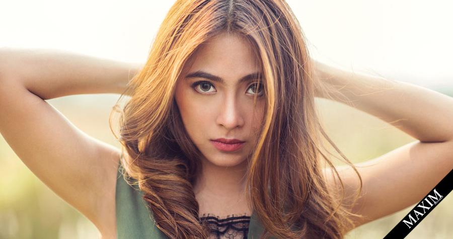 Dhemodels Nadia Vega Seksi Galeri Maxim Indonesia