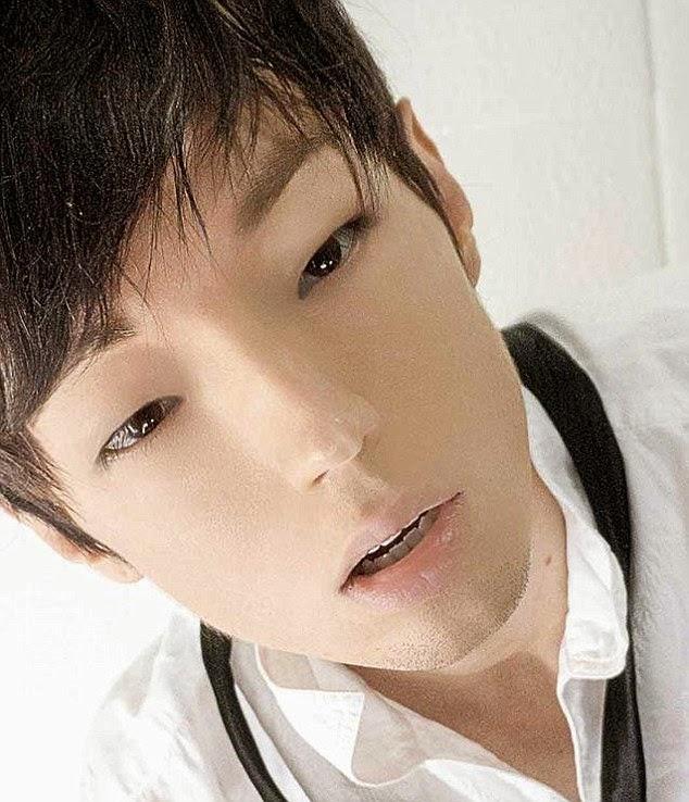 [ Gambar ] Lelaki Brazil Ubah Wajah Jadi Lelaki Korea