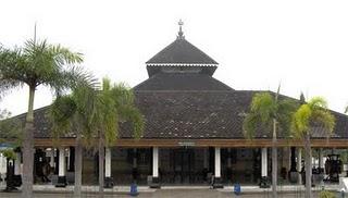 Mesjid mesjid Tua di Indonesia...!!!