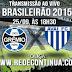 GRÊMIO x AVAÍ - BRASILEIRÃO - 25/09 - 18h30