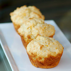 Irish Cheddar and Herb Biscuits