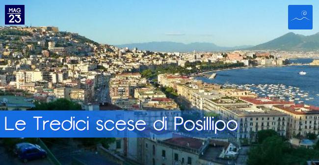 QUATTRO PASSI…lungo le Rampe di Sant\'Antonio a Posillipo: le tredici ...
