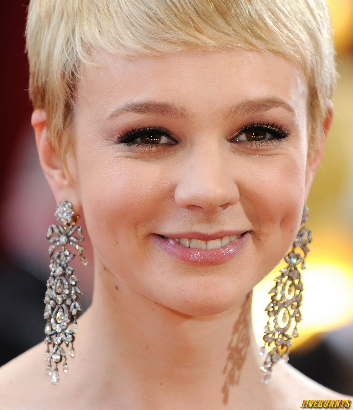 Jivebunnys Female Cele... Carey Mulligan News