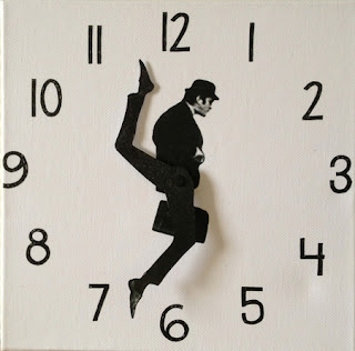 silly walks clock diy