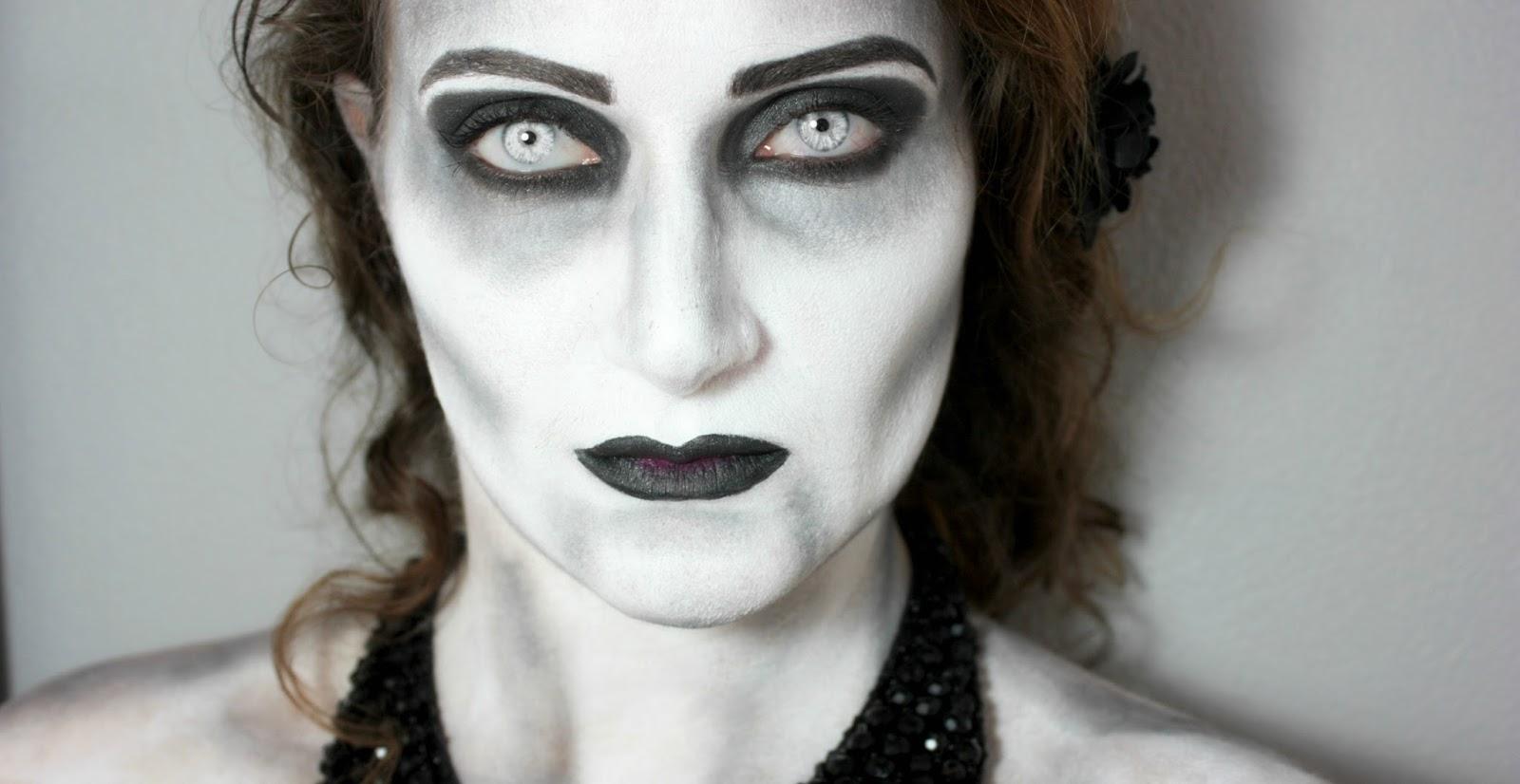 Exceptional Maquillage De Zombie Pour Halloween 13 Maquillage,zombie, halloween