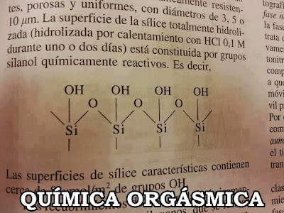 OH Si OH Si Sílice hidroxilo orgánica organic Orgasmic Chemistry