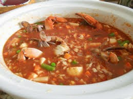 Maryland Crab Soup Supreme
