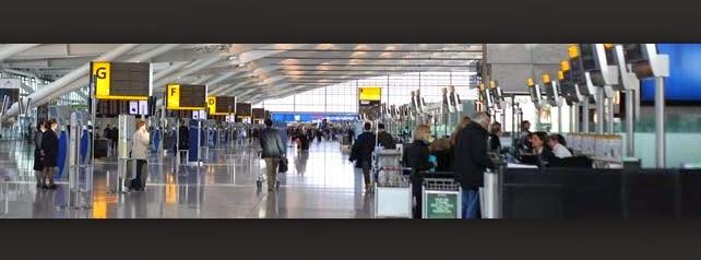 Aeropuerto de Londres Heathrow Información en tiempo real sobre vuelos