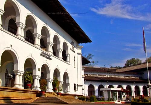 Wisata Ke Museum Pos Indonesia, Bandung
