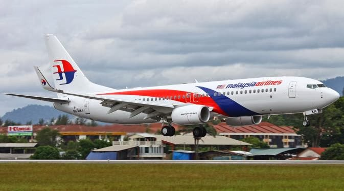 Detik Kronologi Hilangnya Pesawat Malaysia Airlines dalam Penerbangan ke Beijing