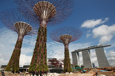 Singapur Forest City
