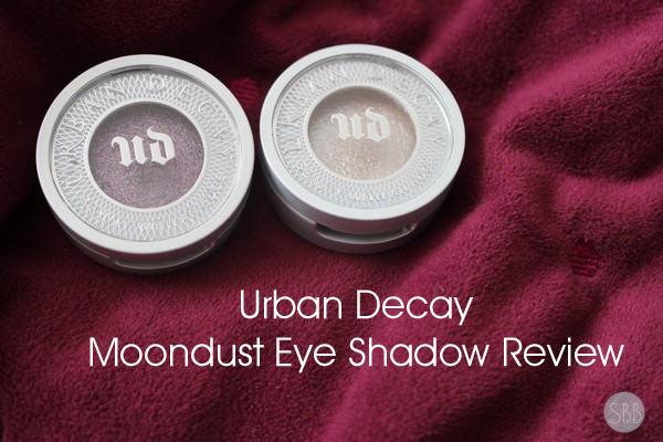 Esther and Space Cowboy Urban Decay Shadows