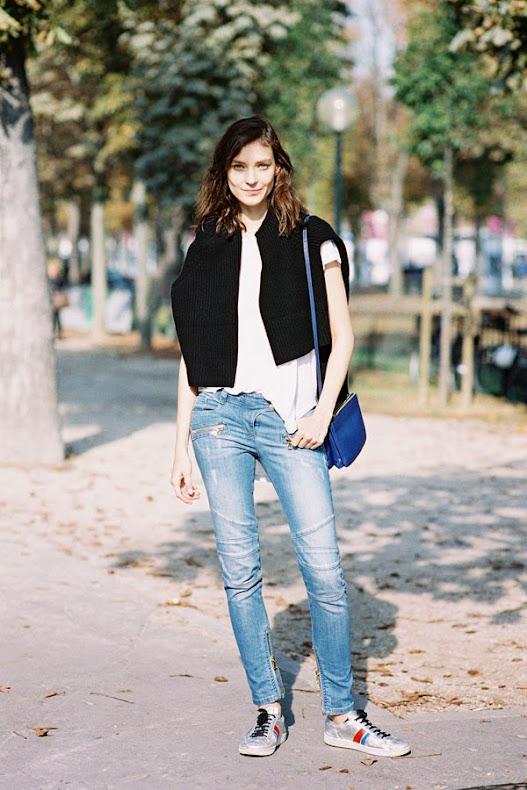 Paris Fashion Week SS 2016.Before Stella McCartney