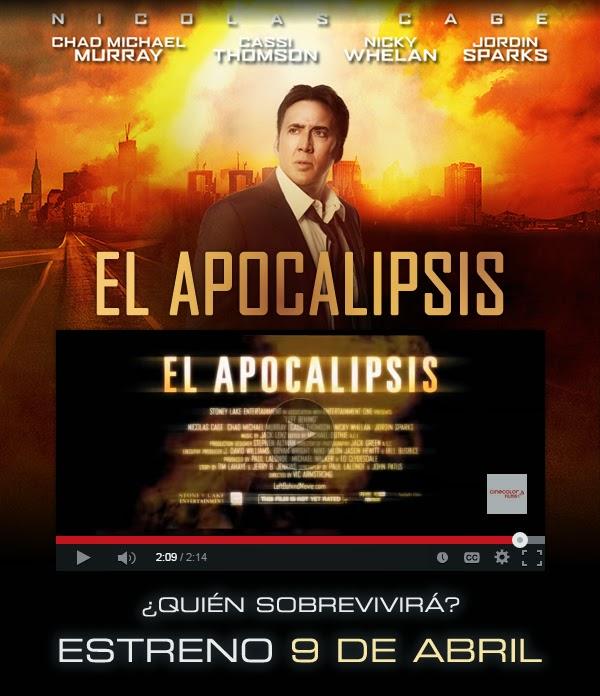 EL APOCALIPSIS - Trailer Oficial