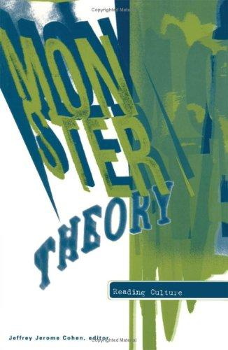 monster theory 7 thesis