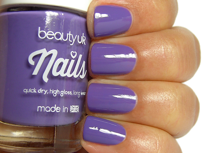 Beauty UK Nails - Ultra Violet