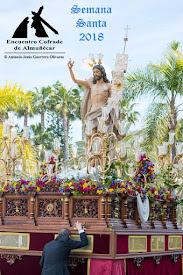 Cartel Anunciador de Semana Santa 2018 de este Blog