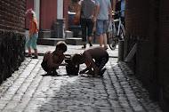 街童@Ribe, Denmark