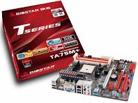 Biostar TA75M+ box