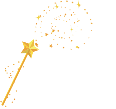 Love That Max  Special Needs BlogFairy Wand Clipart
