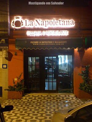 La Napoletana: Fachada