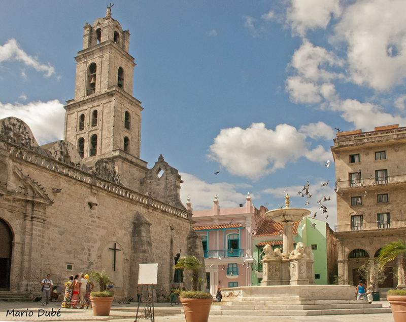 La Plaza de San Francisco