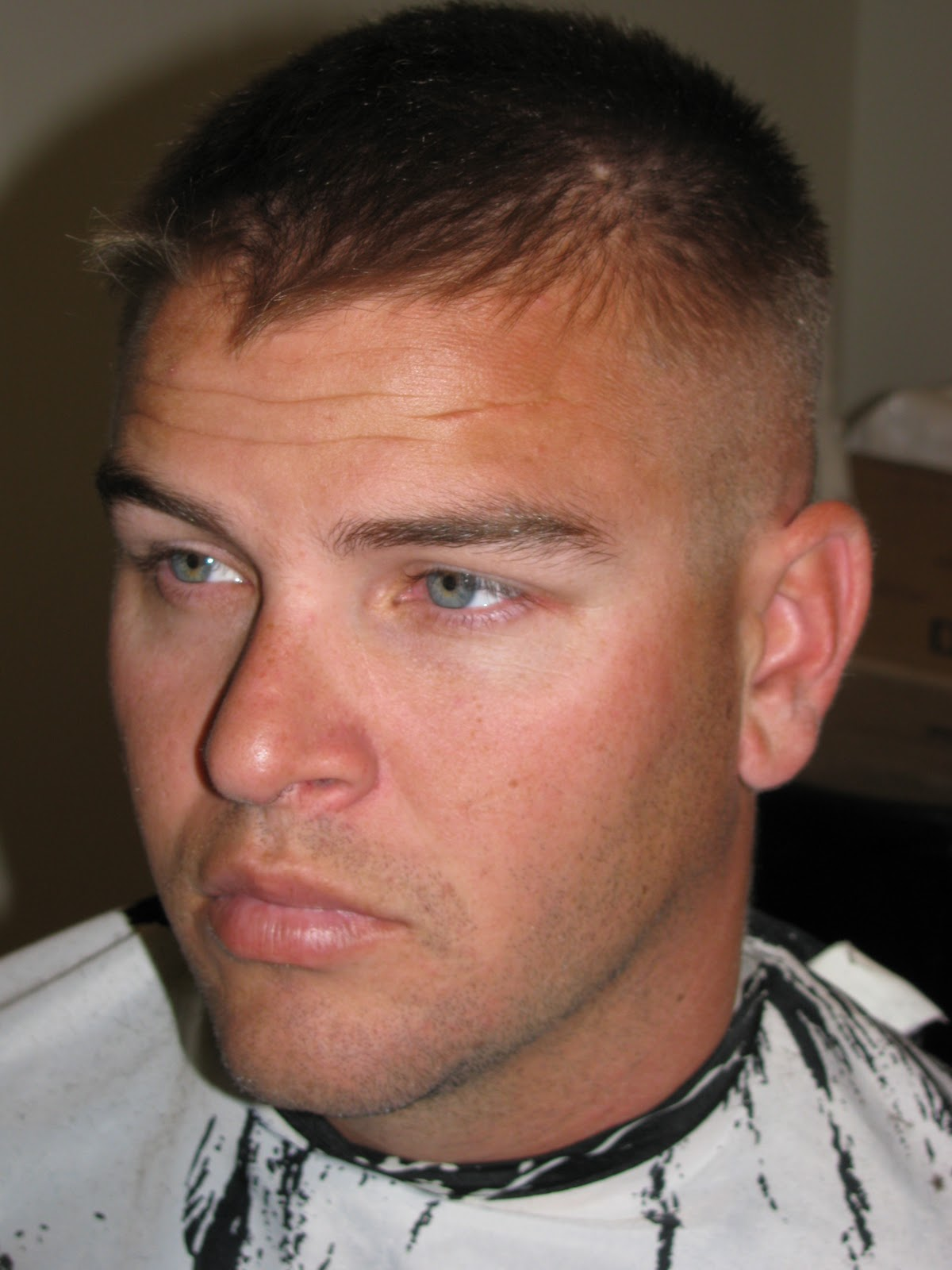 Marine Corps Haircut Styles Picture Dohoaso