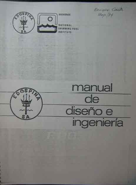 Ingenieria y algo mas manual de dise o e ingenier a de for Manual de diseno y construccion de albercas