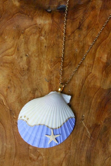 Do it yourself ideas and projects 50 magical diy ideas for Diy shell crafts