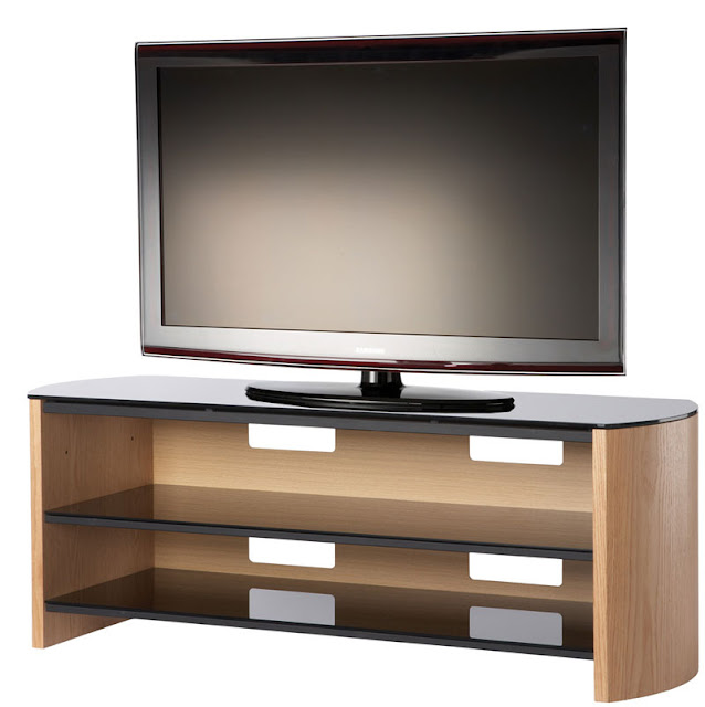 TV Stand Cabinet Set Photo