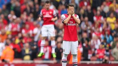 Mesut Özil, pesepakbola klub Arsenal yang beragama Islam.